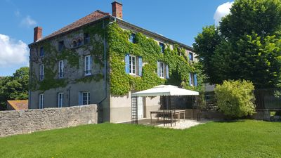 "Photo for House with character ""La Vigneronne"" Auvergne"