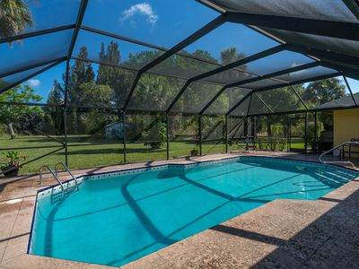 Photo for Wellington, FL Vacation Home w/ Pool, Game Room, Foosball, Ping Pong, BBQ Grill