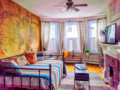 Photo for 5⭐ Eco-Vegan Travel Flat in Charlestown + City Square + 5G WiFi + Free Parking