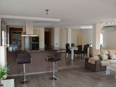 Photo for Magnificent Penthouse in the center of Salou