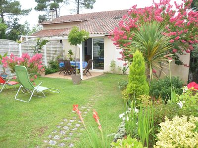Photo for 1BR Apartment Vacation Rental in Labenne