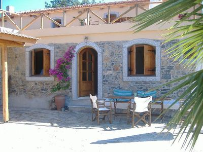 Photo for Stunning Converted Olive Press with Private Pool, Spectacular Location