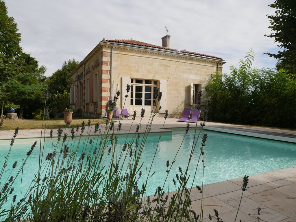 Saint Loubès House Rental