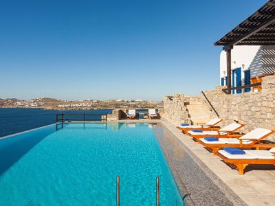 Photo for Luxury Villa with Sea View and Private Pool