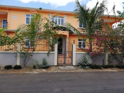 Photo for 2BR Apartment Vacation Rental in Trou-aux-Biches