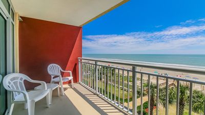 Photo for Comfortable Oceanfront Condo