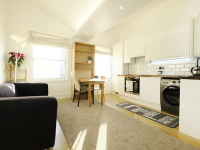Photo for Newly refurbished flat in the ❤️ of King's Cross