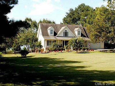 Beautiful spacious lake home with 4 bedrooms, 2 1/2 baths.