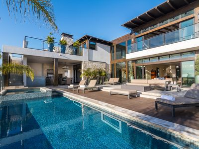 Photo for Hermosa $50,000/Mnth DREAM HOUSE 5bdrm/8 bath AC - One of a Kind!
