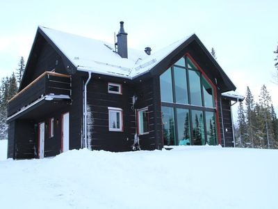 Photo for Ottsjö Bear Lodge Exclusive newly built house in the mountains