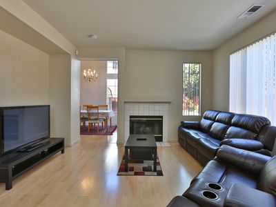 Photo for Gorgeous Communications Hill view  - 3bd/2.5ba two story home