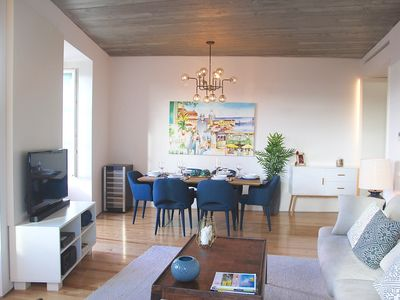Photo for Chiado Luxury Apartment with amazing views