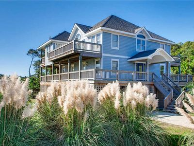 Photo for Oceanview Fun for Whole Family, Waves! Pool, Hot Tub, Game Room, Dog-Friendly
