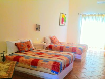 Photo for AMAZING STUDIO FURNISHED FOR RENT pool~WiFi~parking 2 blocks from beach access.