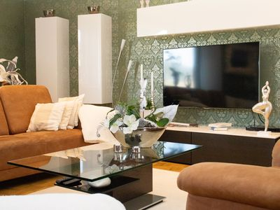 Photo for Stylish, luxurious holiday home in Küstelberg (Winterberg)