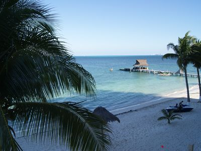 Photo for Hopelchen Beach GetAway, Sail IslaMujeres Bay Monthly/Weekly Rates