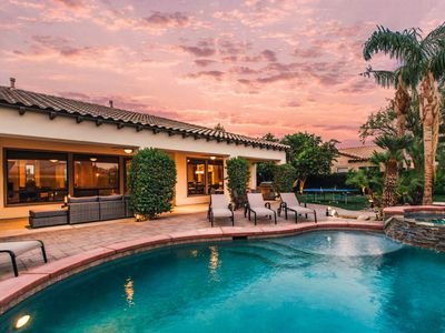 Photo for *LUX* 6 BR Indio Escape | Villa w/ Pool & Outdoor Lounge! ❤ by AvantStay
