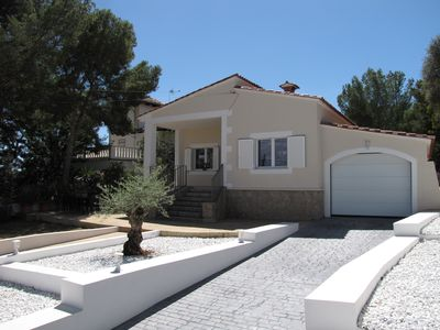 Photo for Close to the beach, modern equipment and large garden, all within walking distance. WIRELESS INTERNET ACCESS