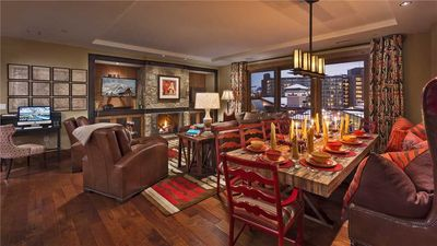 """Photo for One Steamboat Place: """"Vermillion Peak"""" #707 Luxury 4BR Condo"""
