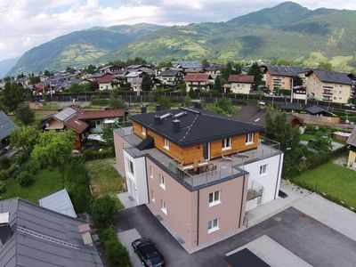 Photo for Fabulous penthouse with a fantastic view of Zell am See