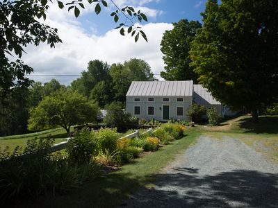 Scenic South Woodstock, Vermont home