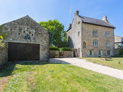 Photo for 7 bedroom Chateau, sleeps 16 in Caldicot with WiFi