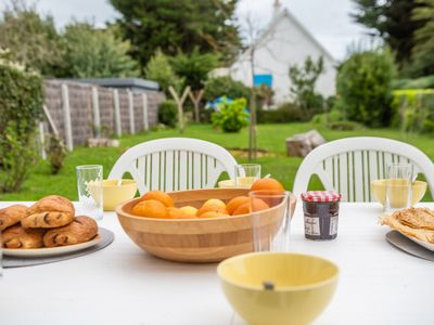Photo for Vacation home St Yvi in Quiberon - 8 persons, 4 bedrooms