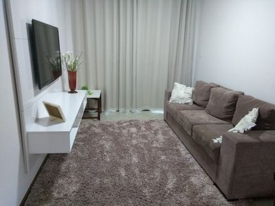 Photo for Cozy 2 bedroom apartment with screened balcony 2 streets from Costa beach