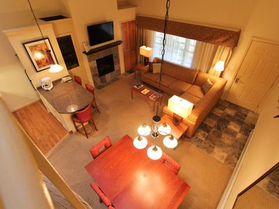 Photo for Vail 1 BR Loft w/Pool, Game Room, Skiing, Sauna & More!