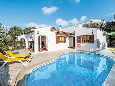 Photo for Tranquil well-furnished villa with a pool located close to beaches, resort and other attractions