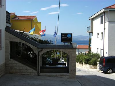 Photo for Holiday apartment 60 m to the Adriatic Sea and with porch