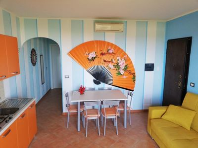 Photo for 2BR Apartment Vacation Rental in Castelsardo, Sardegna