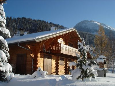 Photo for 6BR Chalet Vacation Rental in CHATEL