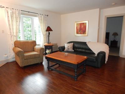Photo for Beautiful and huge condo in Mont Tremblant