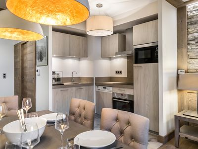 Photo for 2BR Apartment Vacation Rental in COURCHEVEL VILLAGE