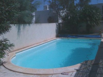 Photo for Villa Port Leucate, 4 bedrooms, 10 persons