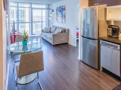 Photo for 2BR Condo Vacation Rental in Toronto, ON