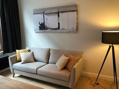 Photo for 2BR Apartment Vacation Rental in Blankenberge