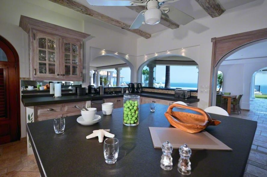 Belle Etoile at Plum Bay, Saint Maarten - Ocean View, Minutes From Beach, Heated Pool And Jacuzzi