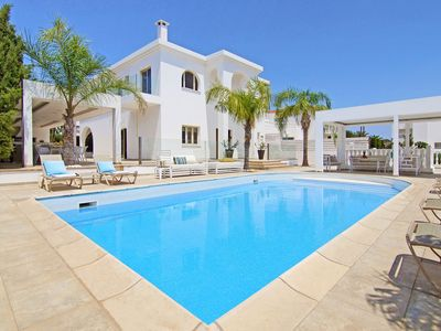 Photo for HARMONY VILLA - 6BED with large private pool located on Ayia Napa Hills