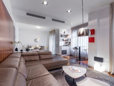 Photo for xclusive and modern three bedrooms apartment