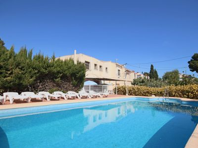 Photo for Huge 6BD Villa - 100 m to the Sea. Walk to the Beach, Restaurants & Shops