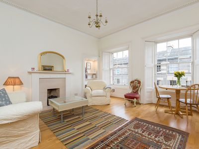 Photo for Brilliant Location, Charming Bright Apartment