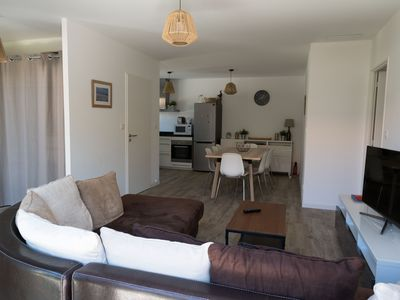 Photo for House Bassin d'Arcachon close to the beach and shops - Ares