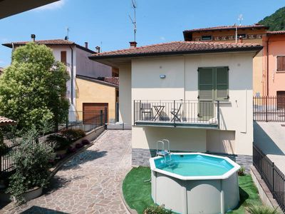Photo for Vacation home Casa Cucci  in Predore, Lake Iseo / Bergamo - 2 persons, 1 bedroom