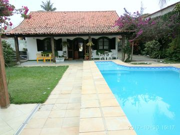 House / pool 2 Q +1 SUITE 600m² VERY GREEN AND SOSSEGO prox center