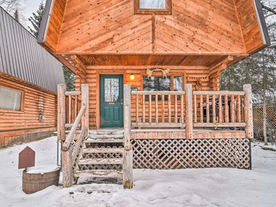 Photo for 'Kozey Alaska' Wasilla Cabin - Adventure Awaits!