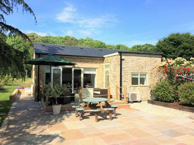 Photo for The Potting Shed is an idyllic 1 bedroom cottage in the coastal village of Brook