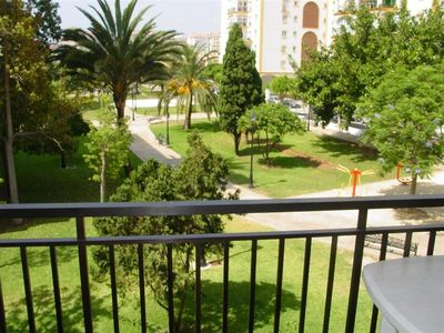Photo for Apartment in Los Boliches with superb location