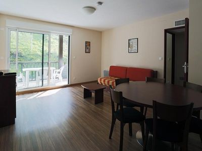 Photo for Apartment Peyragudes , 2 bedrooms, 6 persons